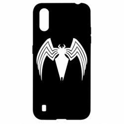 Чохол для Samsung A01/M01 Spider venom