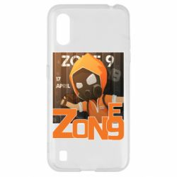 Чохол для Samsung A01/M01 Standoff Zone 9