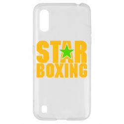 Чехол для Samsung A01/M01 Star Boxing