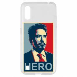 Чохол для Samsung A01/M01 Stark Hero
