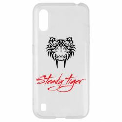 Чохол для Samsung A01/M01 Steady tiger