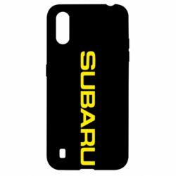 Чохол для Samsung A01/M01 Subaru