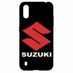 Чехол для Samsung A01/M01 Suzuki