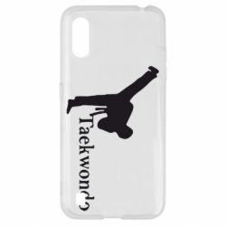 Чехол для Samsung A01/M01 Taekwondo