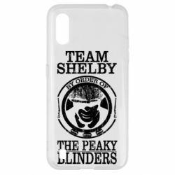 Чохол для Samsung A01/M01 Team Shelby the Peaky Blinders
