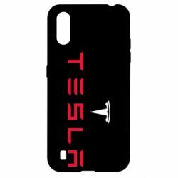 Чехол для Samsung A01/M01 Tesla