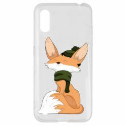 Чохол для Samsung A01/M01 The Fox in the Hat