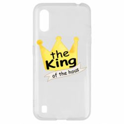 Чохол для Samsung A01/M01 The king of the house