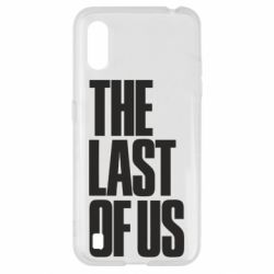Чохол для Samsung A01/M01 The Last of Us