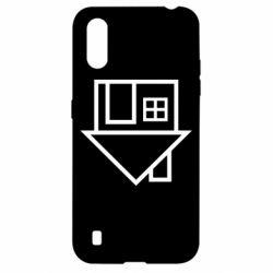 Чехол для Samsung A01/M01 The Neighbourhood Logotype