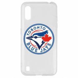 Чохол для Samsung A01/M01 Toronto Blue Jays