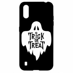 Чехол для Samsung A01/M01 Trick or Treat