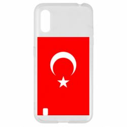 Чехол для Samsung A01/M01 Турция