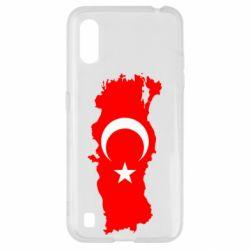 Чехол для Samsung A01/M01 Turkey