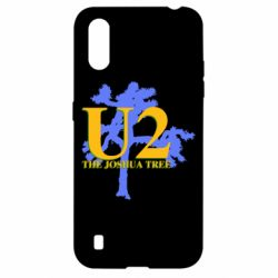 Чохол для Samsung A01/M01 U2 The Joshua Tree