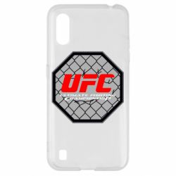 Чехол для Samsung A01/M01 UFC Cage