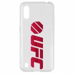 Чехол для Samsung A01/M01 UFC Main Logo