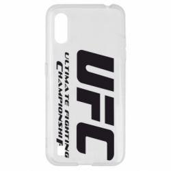 Чехол для Samsung A01/M01 UFC