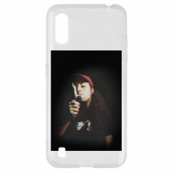 Чохол для Samsung A01/M01 $uicideboy$