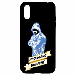 Чохол для Samsung A01/M01 Ukraine Hooligans