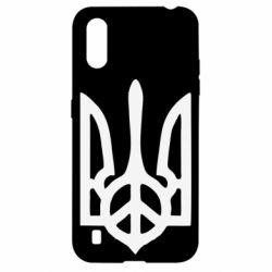 Чехол для Samsung A01/M01 Ukraine Peace