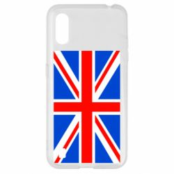 Чехол для Samsung A01/M01 Великобритания