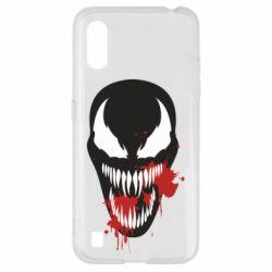 Чохол для Samsung A01/M01 Venom blood