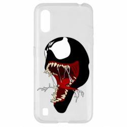 Чохол для Samsung A01/M01 Venom jaw