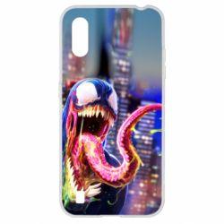 Чехол для Samsung A01/M01 Venom slime