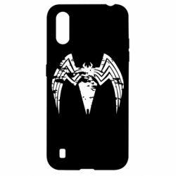 Чохол для Samsung A01/M01 Venom Spider