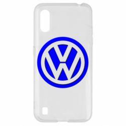 Чохол для Samsung A01/M01 Логотип Volkswagen