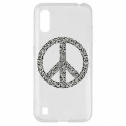 Чохол для Samsung A01/M01 War Peace