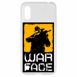 Чохол для Samsung A01/M01 Warface
