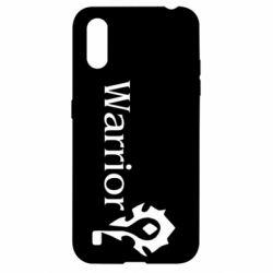 Чохол для Samsung A01/M01 Warrior
