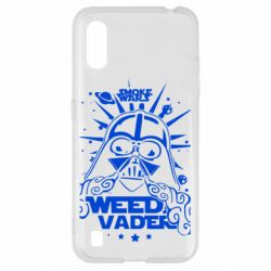 Чехол для Samsung A01/M01 Weed Vader