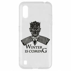 Чохол для Samsung A01/M01 Winter is coming hodak