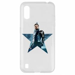 Чохол для Samsung A01/M01 Winter Soldier Star