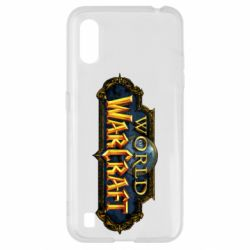 Чохол для Samsung A01/M01 World of Warcraft game