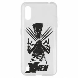Чехол для Samsung A01/M01 X men: Logan