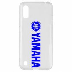 Чехол для Samsung A01/M01 Yamaha Logo