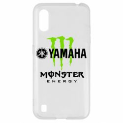 Чехол для Samsung A01/M01 Yamaha Monster Energy