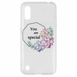 Чехол для Samsung A01/M01 You are special