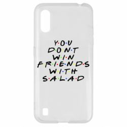 Чохол для Samsung A01/M01 You don't friends with salad