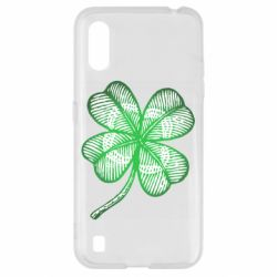 Чохол для Samsung A01/M01 Your lucky clover
