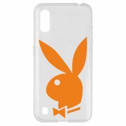 Чохол для Samsung A01/M01 Заєць Playboy