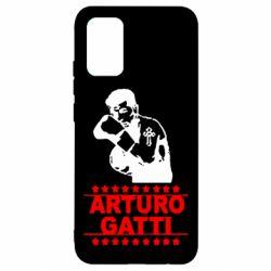 Чохол для Samsung A02s/M02s Arturo Gatti