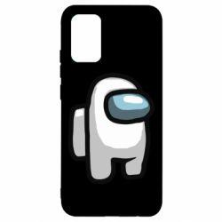 Чохол для Samsung A02s/M02s Astronaut Among Us
