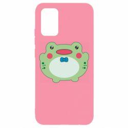 Чохол для Samsung A02s/M02s Baby frog
