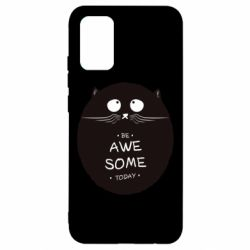 Чохол для Samsung A02s/M02s Be Awesome Today!