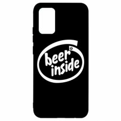 Чехол для Samsung A02s/M02s Beer Inside